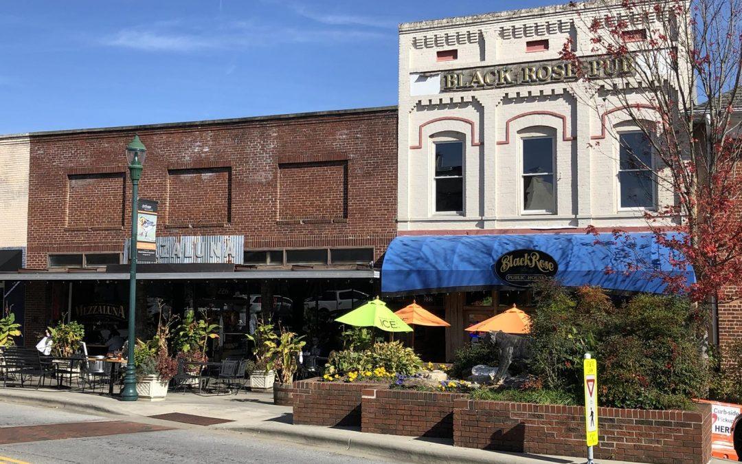 Hendersonville's Main Street IMG_2901