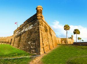 Castillo at sunris
