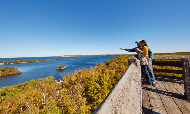 Wisconsin's Outdoor Adventures