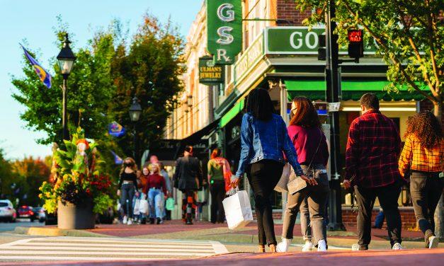 Three Virginia Downtowns that Shine