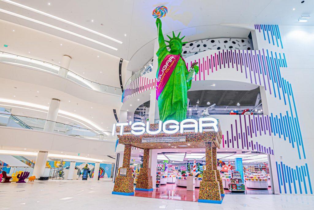 IT'SUGAR American Dream Store Front
