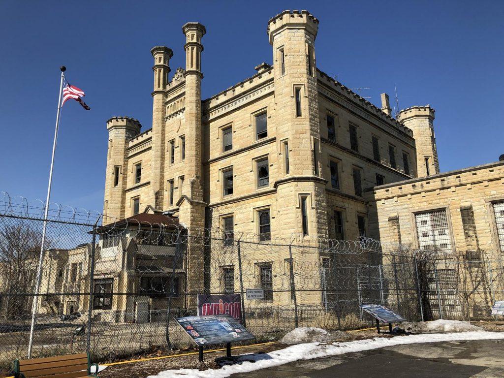 Joliet Old Prison
