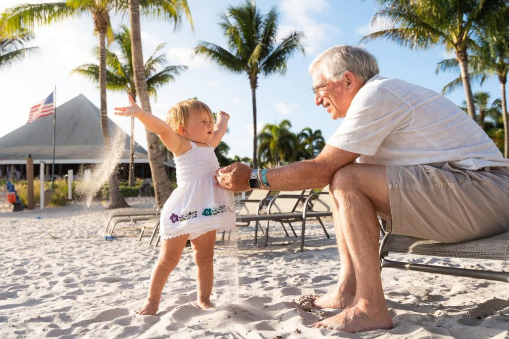 Multigen Family Travel Club Photo Credit Club Med