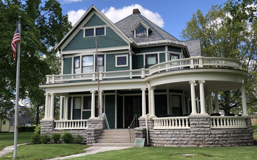 Harding Home