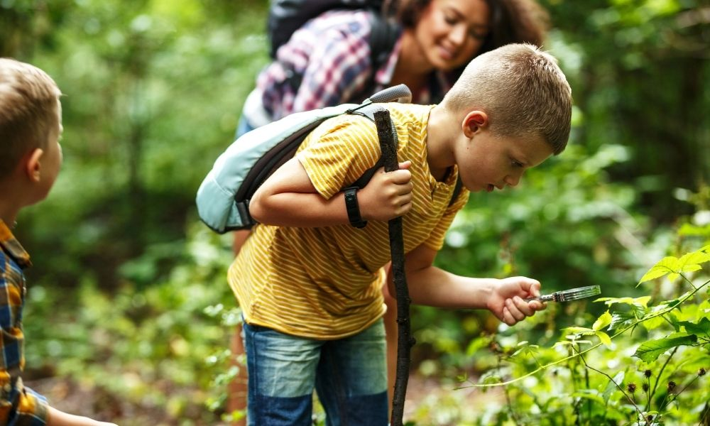 Things To Consider Before Hiking With Kids