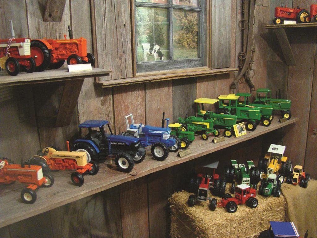 NNational Farm Toy Museum
