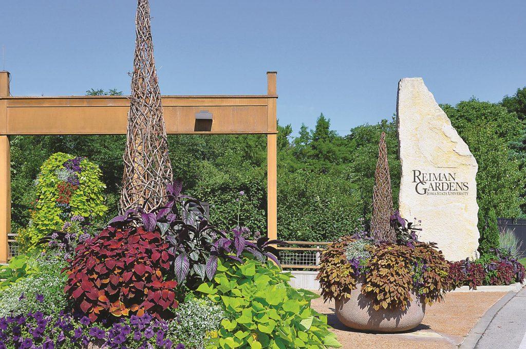 Lincoln Highway Reiman Gardens