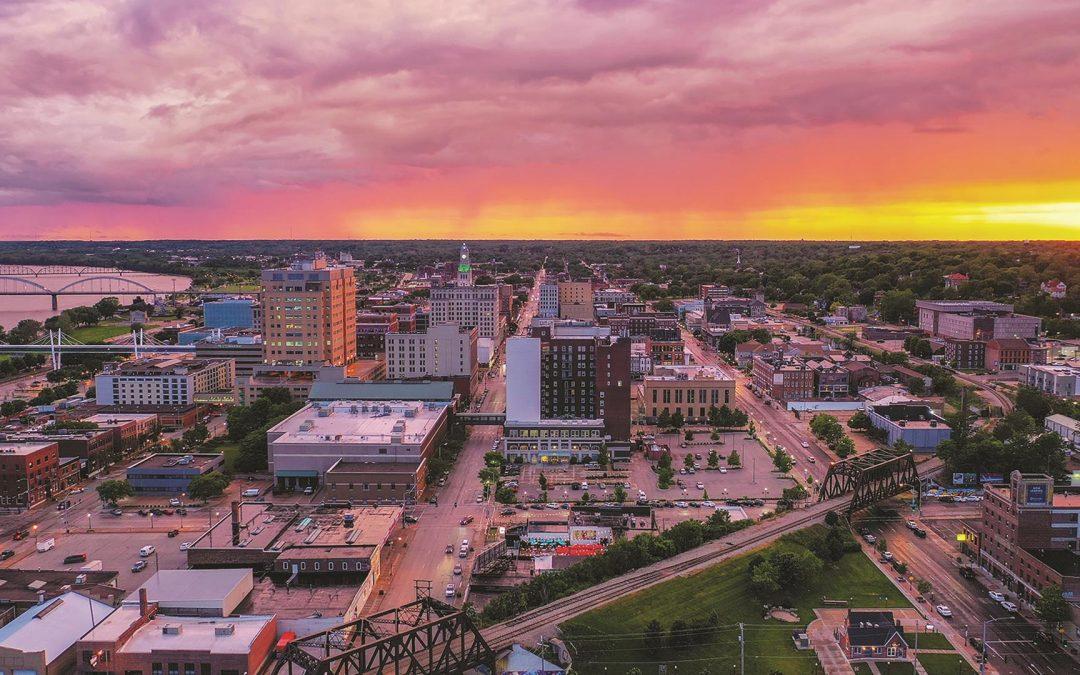 Davenport Skyline