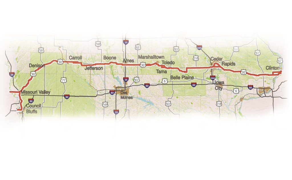 LincolnHighway_map