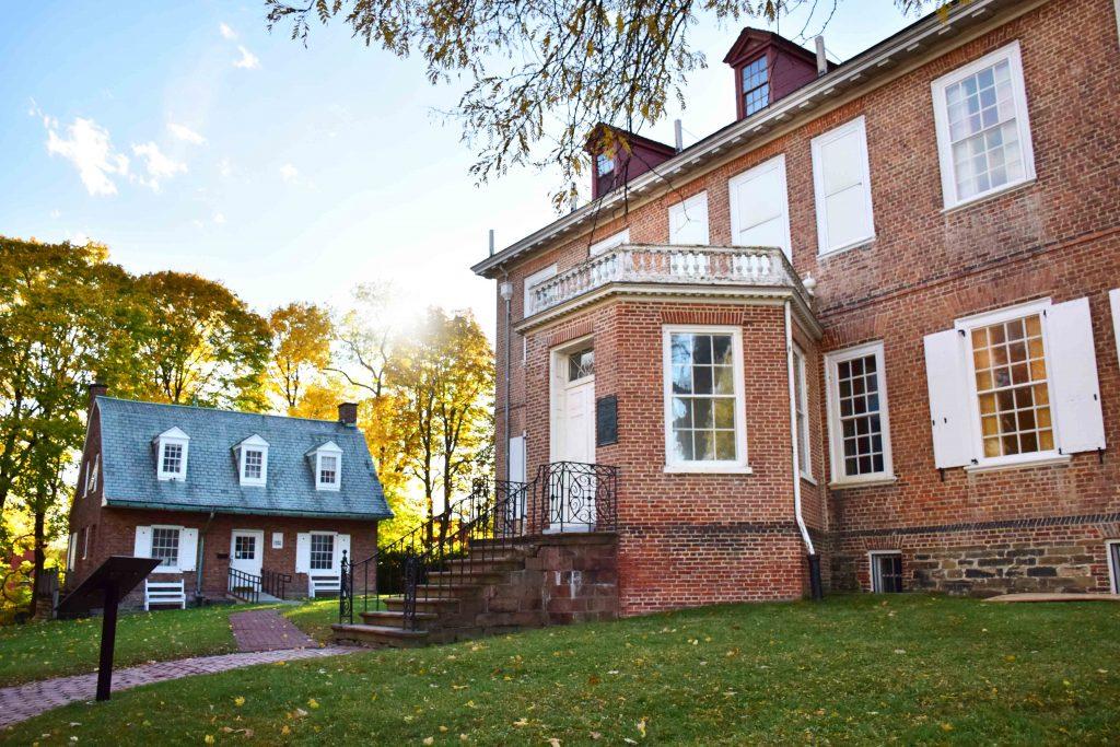 Schuyler Mansion in Albany