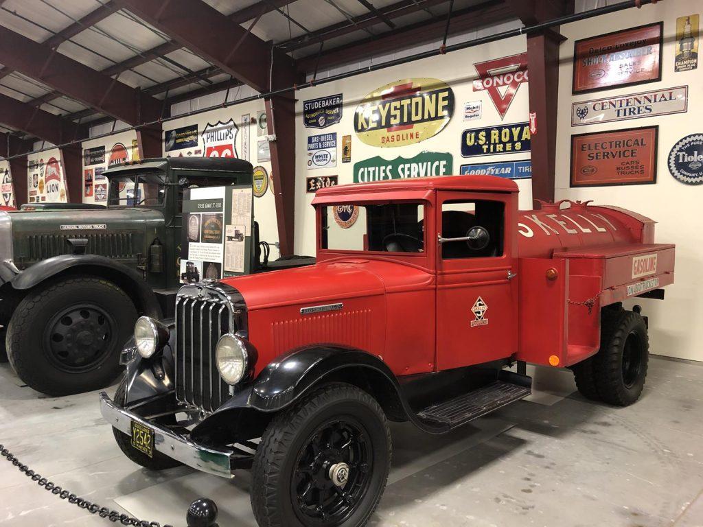 1929 REO Speedwagon EX