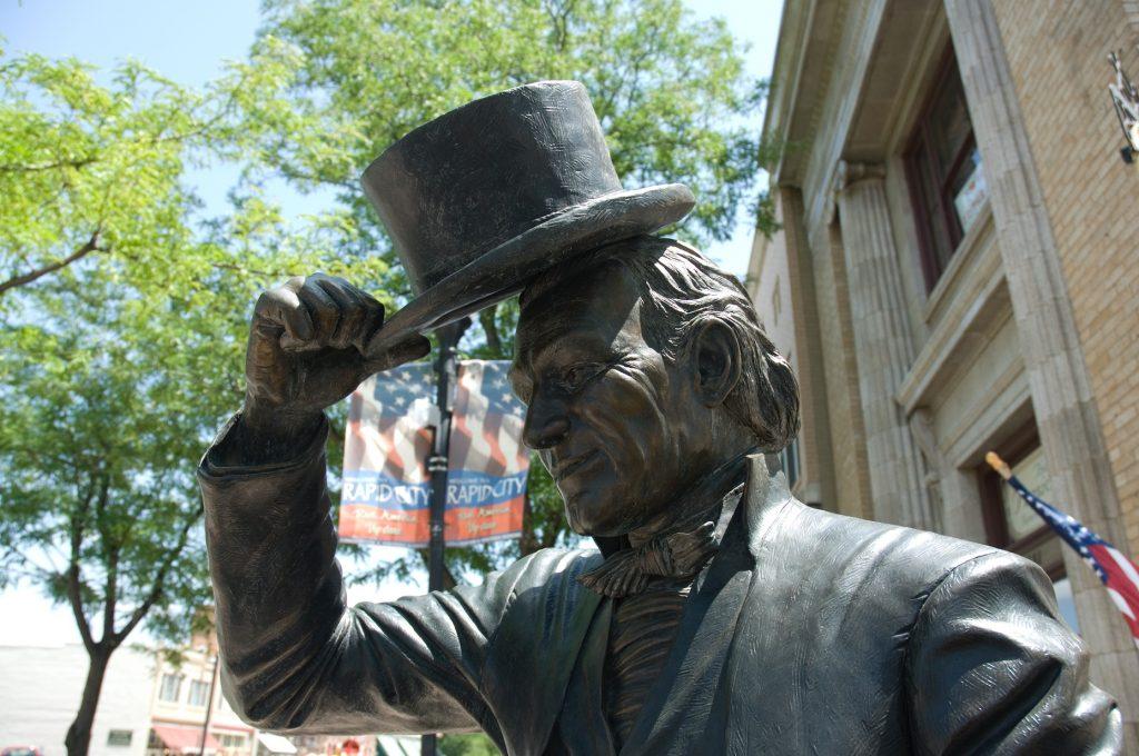 City of Presidents - James Monroe
