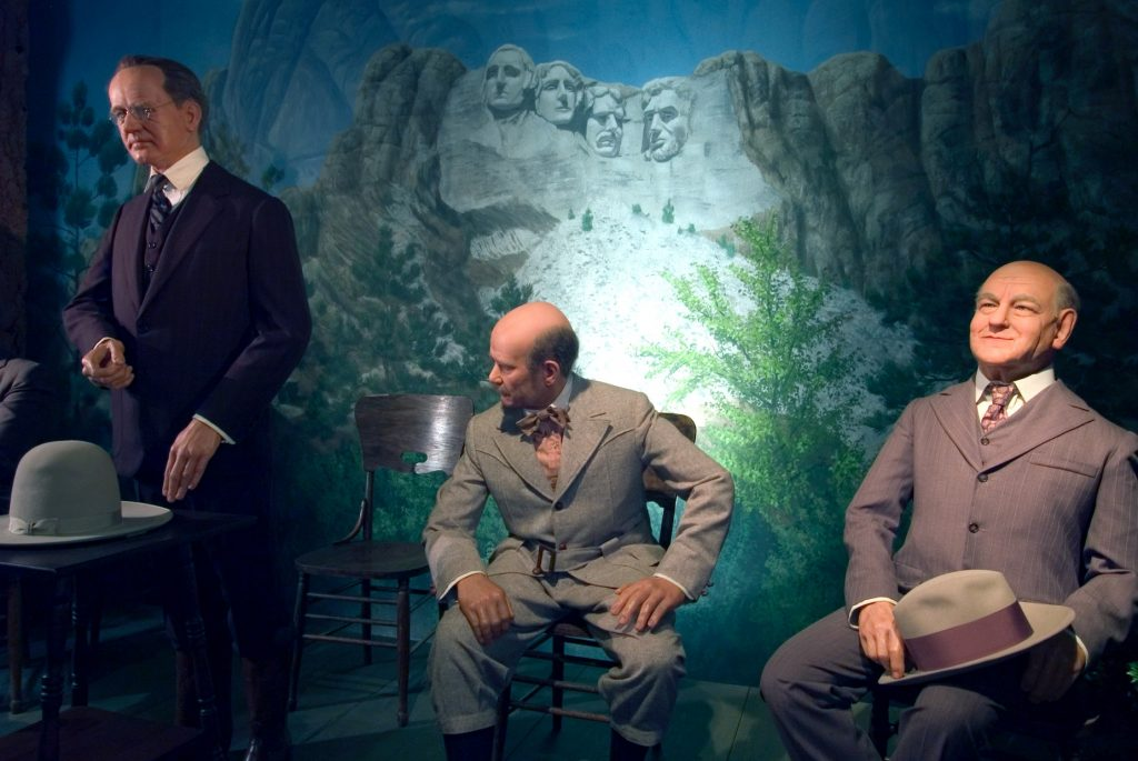 National Presidential Wax Museum