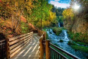Spearfish Canyon-Roughlock Falls