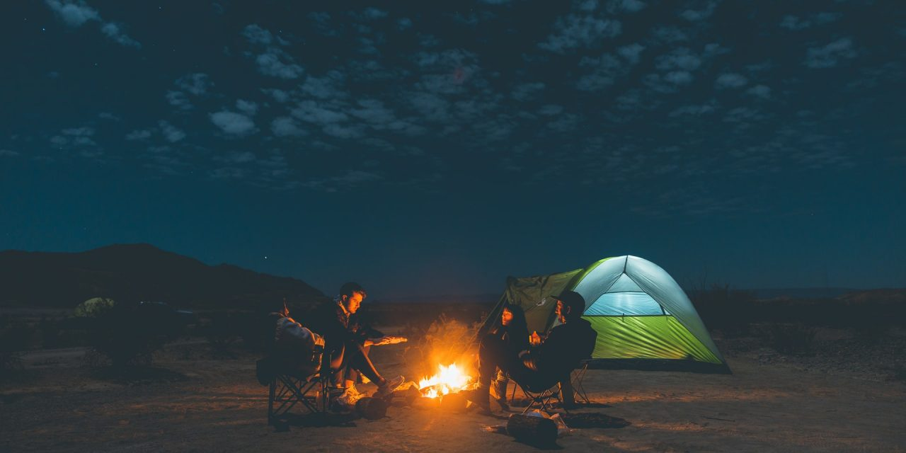 The 3 Most Scenic Camping Spots in Texas