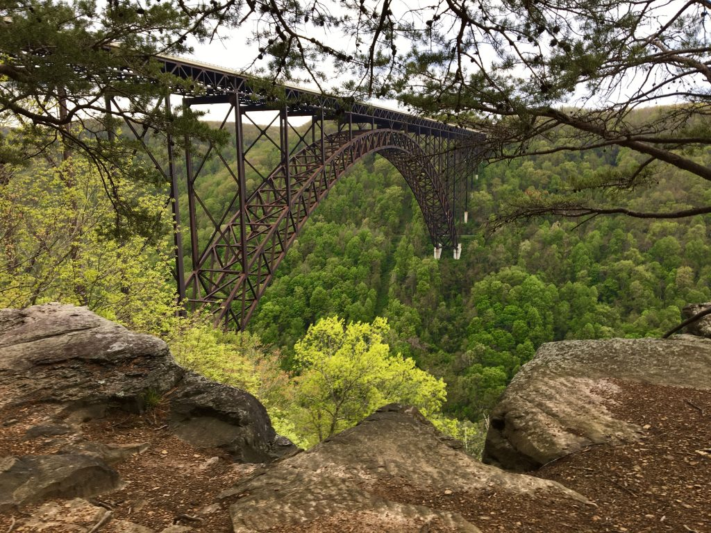 Tabitha Stover Photography and Visit Fayetteville - West Virginia Adventures