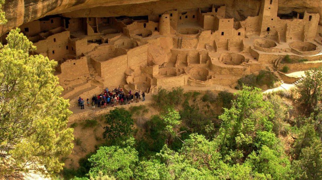 Mesa Verde National Park - colorado scenic byway
