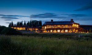 Trailhead Lodge photo credit Brush Creek Luxury Ranch Collection