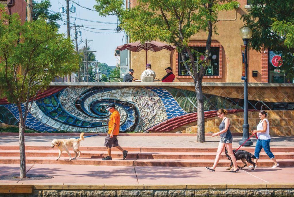 Visit Pueblo Riverwalk