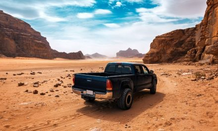 Top 5 Places To Go Off-Roading in The United States