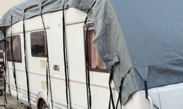 What You Should Do With Your RV in the Winter