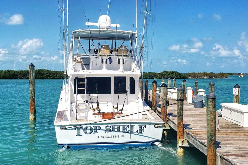 Florida Keys Charter Fishing at Hawks Cay Resort Photo Courtesy of Nancy Schretter