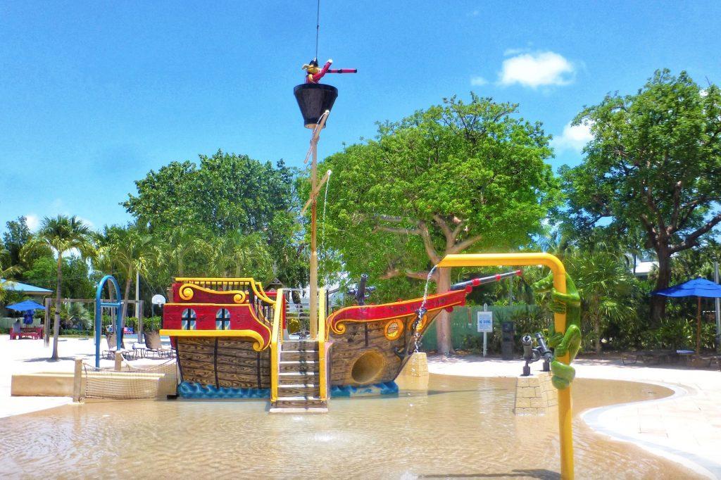 Florida Keys Hawks Cay Pirate Pool Photo Courtesy of Nancy Schretter