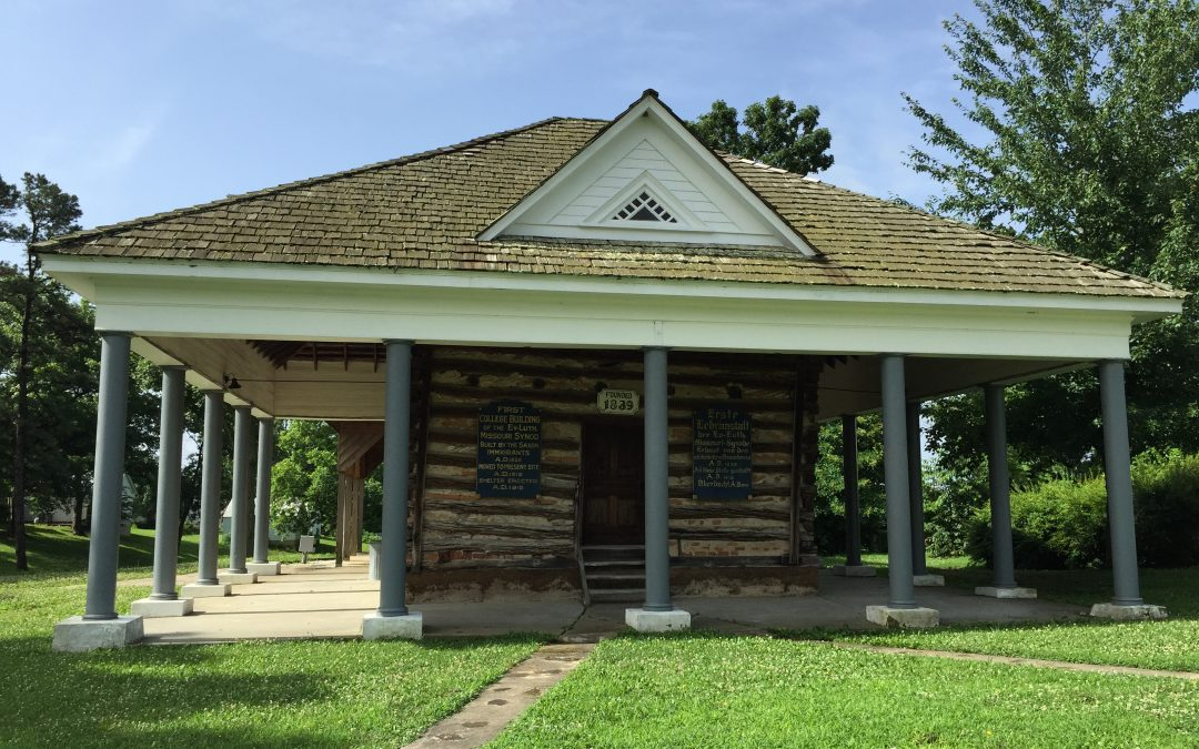 Lutheran Heritage Center & Museum- Concordia Log Cabin Colleg