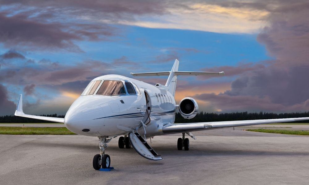 Tips for Flying Internationally on a Private Jet