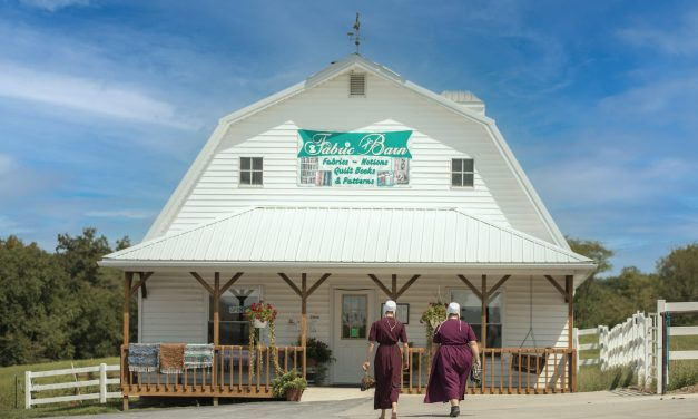 Treat Yourself to a Trip to Amish Country