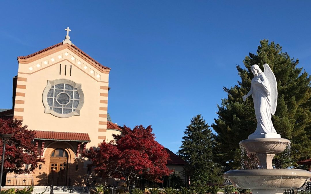 National Shrine- Our Lady of the Miraculous Medal(outside2)